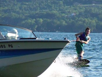 Canandaigua Boater