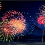 FIREWORKS displays this summer.