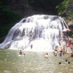 Staying cool in Ithaca – pools, lakes and swimming holes